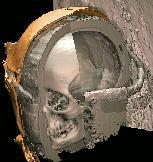 Maske der Virtuellen Mumie