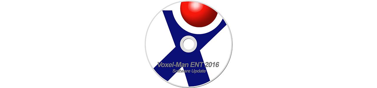 Voxel-Man ENT 2016 Software Update veröffentlicht